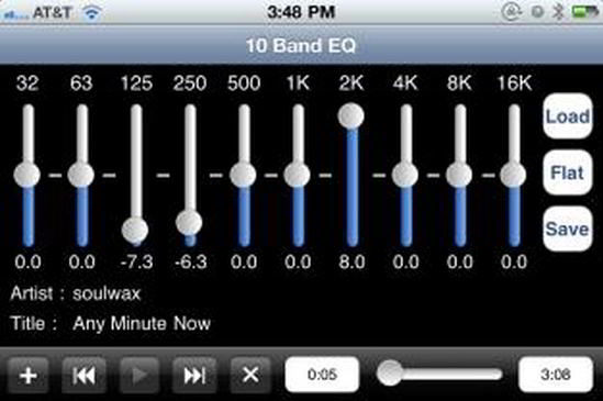 Equalizer para Android