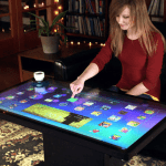 La Coffee Table, 46 pulgadas de puro android